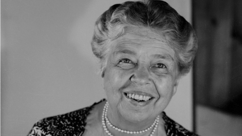 Who is Eleanor Roosevelt?