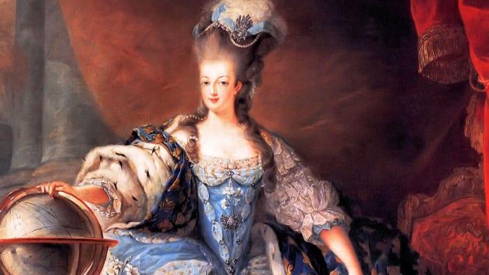 Who is Marie Antoinette?
